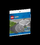 LEGO City Mutka ja risteys 60237