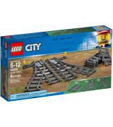 LEGO City Vaihtoraiteet