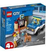 LEGO CITY Poliisikoirayksikkö 60254
