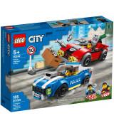LEGO CITY Pidätys maantiellä 60242