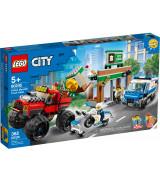 LEGO CITY Ryöstö monsteriautolla 60245