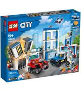 LEGO CITY Poliisiasema 60246