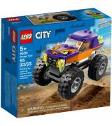 LEGO CITY Monsteriauto 60251