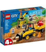 LEGO CITY Raivaustraktori 60252