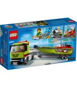 LEGO CITY Kilpavenekuljetus 60254