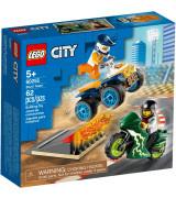 LEGO CITY Stunttitiimi 60255
