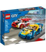 LEGO CITY Kilpurit 60256