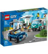 LEGO CITY Huoltoasema