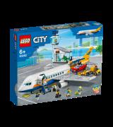 LEGO CITY Airport Matkustajalentokone 60262