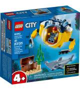 LEGO CITY Valtameren minisukellusvene 60263