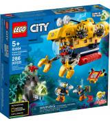 LEGO CITY Valtameren tutkimussukellusvene 60264