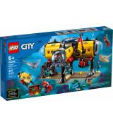 LEGO CITY Valtameren tutkimustukikohta 60265