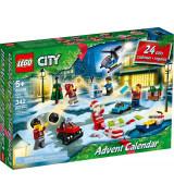 LEGO CITY Joulukalenteri 60268
