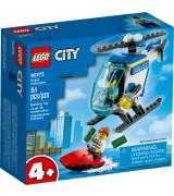 LEGO CITY Poliisihelikopteri 60275