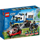 LEGO CITY Poliisin vankikuljetus 60276