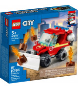 LEGO CITY Palontorjunta-auto 60279