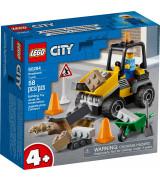 LEGO CITY Tietyötrukki 60284