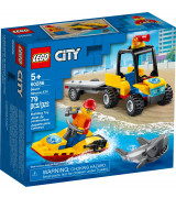 LEGO CITY Rannan pelastusmönkijä 60286