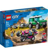 LEGO CITY Kilpa-auton kuljetusauto 60288