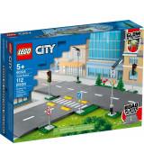 LEGO CITY Tierakennuslevyt 60304