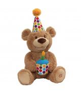 SPIN MASTER GUND Interaktiivinen pehmolelu Happy Birthday -synttärikarhu