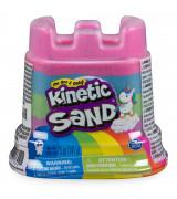 SPIN MASTER Muotoiltava hiekka 141g yksittäispakkaus, sateenkaari