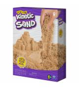 SPIN MASTER Muotoiltava hiekka2,5 kg ruskea pakkaus