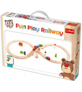 TREFL WOODEN TOYS Fun Play Junarata