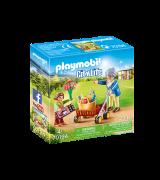 PLAYMOBIL City Life Isoäiti ja pikkutyttö 70194