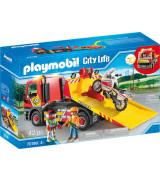 PLAYMOBIL City Life Hinauspalveluauto 70199