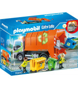 PLAYMOBIL City Life Roska-auto 70200