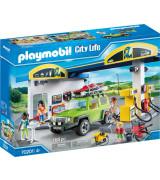 PLAYMOBIL City Life Huoltoasema 70201