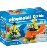 PLAYMOBIL City Life Kadunlakaisukone 70203