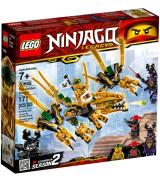 LEGO NINJAGO Kultainen lohikäärme 70666