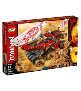 LEGO NINJAGO Maalunnaat 70677