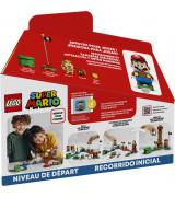 LEGO SUPER MARIO Seikkailut Marion kanssa -aloitusrata 71360