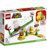 LEGO SUPER MARIO Piraijakasvin vauhtikurvi -laajennussarja 71365