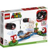 LEGO SUPER MARIO Boomer Bill Barrage -laajennussarja 71366