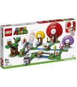 LEGO SUPER MARIO Toadin aarrejahti -laajennussarja 71368