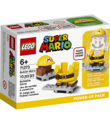 LEGO SUPER MARIO Builder Mario -tehostuspakkaus 71373