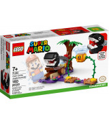 LEGO SUPER MARIO Chain Chompin viidakkoyhteenotto -laajennussarja 71381