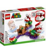 LEGO SUPER MARIO Piraijakasvin pulmallinen haaste -laajennussarja 71382