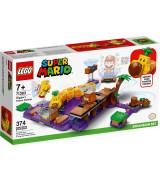 LEGO SUPER MARIO Wigglerin myrkkysuo -laajennussarja 71383