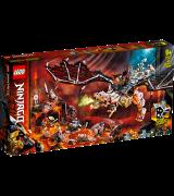 LEGO Ninjago Pääkallovelhon lohikäärme 71721