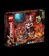LEGO Ninjago Pääkallovelhon tyrmät 71722