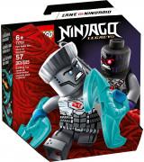 LEGO NINJAGO Eeppinen taistelusetti – Zane vastaan nindroidi 71731