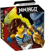 LEGO NINJAGO Eeppinen taistelusetti – Jay vastaan Serpentine 71732