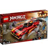 LEGO NINJAGO Ninja-auto X-1 71737
