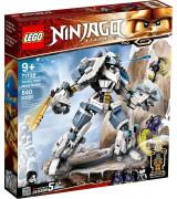 LEGO NINJAGO Zanen titaanirobotin taistelu 71738