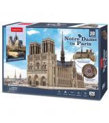 CUBICFUN 3D Palapeli Notre-Dame